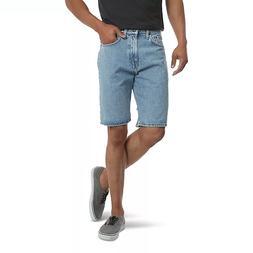 Wrangler Relaxed Fit Flex Jeans Shorts 5 Pocket Comfort Mult