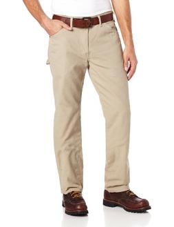 Dickies Men's Relaxed Fit Duck Jean, Desert Sand, 42x32