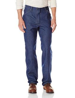 Relaxed Fit Denim Jean - EXCEL FR - 12.5 oz,Dark Denim,38 3