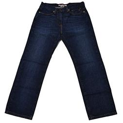 Tommy Hilfiger Mens Relaxed Fit Jeans