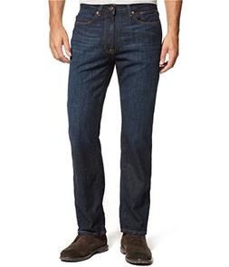 Tommy Hilfiger Mens Rock Freedom Relaxed Jeans Blue 35x32
