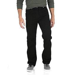 Wrangler Men's Genuine Comfort Denim Relaxed Fit Jeans