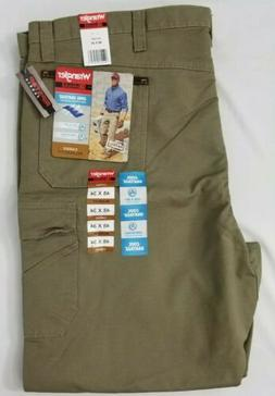Wrangler Relaxed Fit Ripstop Cargo Pants Jeans. Men's size 4