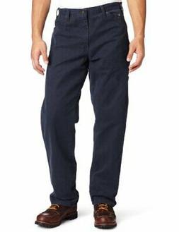 Dickies Men's Relaxed Fit Sanded Duck Carpenter Jean, Dark N