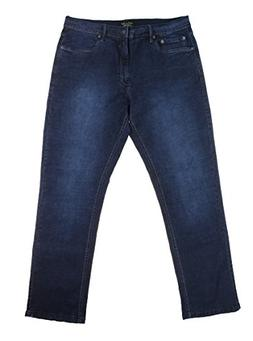 Urban Star Men's Relaxed Fit Straight Leg Stretch Denim Jean