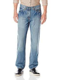 U.S. Polo Assn.. Men's Relaxed Straight Fit 5 Pocket Denim J
