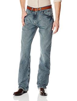 Wrangler Men's 20X No. 33 Relaxed Straight Leg Jean,Vintage
