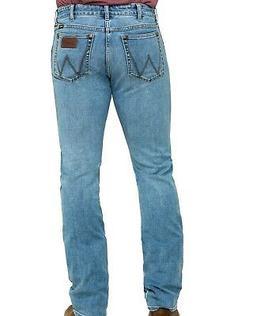 Wrangler Retro Men's Crofton Premium Stretch Light Boot Jean