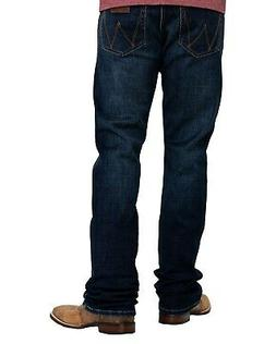 Wrangler Retro Men's Lockhart Premium Stretch Slim Bootcut J