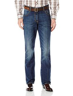 Wrangler Men's Retro Relaxed-Fit Bootcut Jean, Jackson Hole,