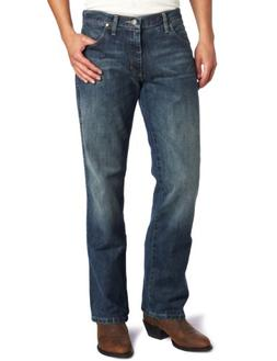 9d70a1064d0e Wrangler Men s Retro Slim Fit Boot Cut J..