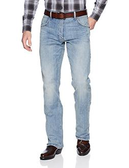 Wrangler Men's Retro Slim Fit Bootcut Jean, Bearcreek, 33x34