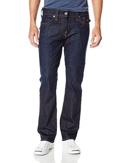 True Religion Men's Ricky Relaxed Straight Fit Jean In Wante