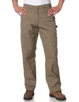 Riggs Workwear By Wrangler Men's Ripstop Carpenter Jean,Bark