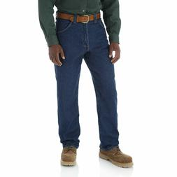 Riggs Workwear By Wrangler Men's Ripstop Carpenter Jean,Lode