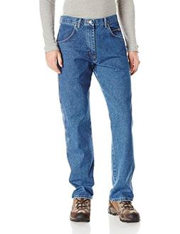 Wrangler Men's Rugged Wear Relaxed Fit Jean ,Antique Indigo,