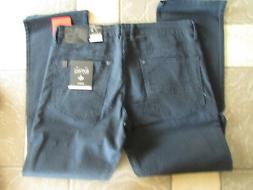 Buffalo David Bitton Mens Sam-X Colored Jean, Navy, 34W x 30