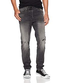 Hudson Jeans Men's Sartor Relaxed Skinny, Lang, 32