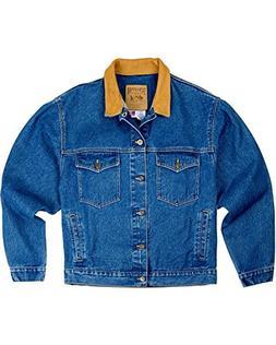 Schaefer Outfitter Men's Legend Denim Jacket Indigo Medium