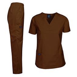 Dagacci Medical Uniform Woman and Man Scrub Set Unisex Medic