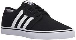 Adidas Men's Seeley Conavy/Ftwwht/Conavy Skate Shoe 6 Men US