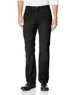 LEE Men's Premium Select Classic Fit Straight Leg Jean, Doub