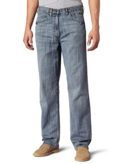 Lee Men's Premium Select Relaxed Fit Straight Leg Jean, Fade