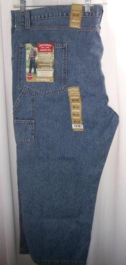 Signature by Levi Strauss & Co Men's Jeans 52 x 30 Carpenter
