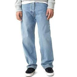 Levis Skateboarding Carpenter Denim Relaxed Fit Jeans Blue 3