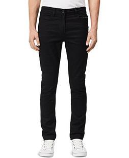 Calvin Klein Jeans Men's Skinny Jean Clean Black, Clean blac