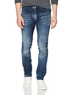 Calvin Klein Men's Skinny Fit Denim Jean, Knight Rider, 36W