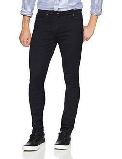 Goodthreads Men's Skinny-Fit Jean, Black, 30W x 34L