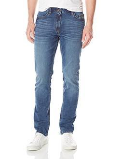 Calvin Klein Men's Slim Fit Denim Jean, Venice Beach, 34x32