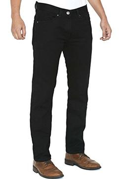 Jordacshe Men's Slim Fit Denim Blue or Black Jeans – Com