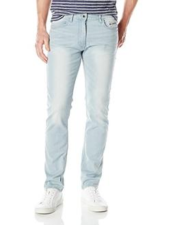 Calvin Klein Jeans Men's Slim Fit Denim, Big Sur, 34x32