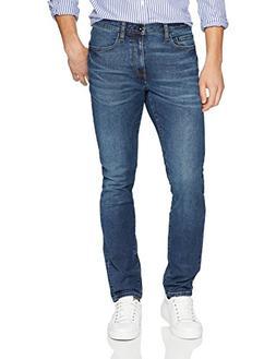 Goodthreads Men's Slim-Fit Jean, Medium Blue, 29W x 34L