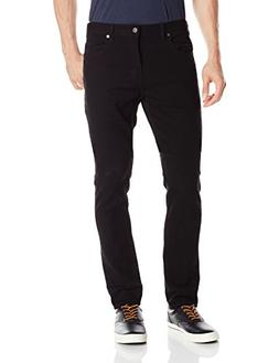 Dickies Men's Slim Skinny 5-Pocket Jean, Heritage Black Deni