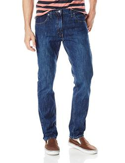 Dickies Men's Slim Straight 5-Pocket Jean, Heritage Medium I