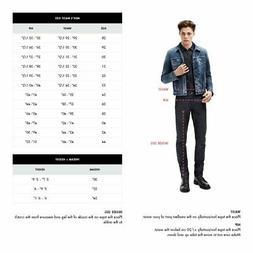 Calvin Klein Men's Slim Straight Pant, Authentic Blue, 38W x