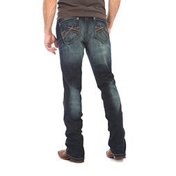 Wrangler Men's 20X Slim Straight Jean, Denver, 33X32