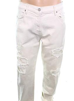 7 For All Mankind Mens 30x32 Slim Distressed Stretch Jeans