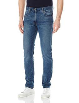 Dickies Men's Slim Taper 5-Pocket Jean, Medium Wash Stretch