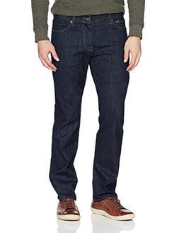 7 For All Mankind Men's Slimmy Slim Straight Leg Jean, Midto