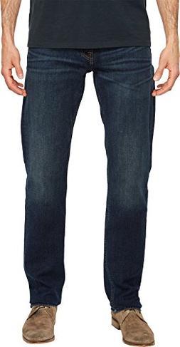 7 For All Mankind Men's Slimmy Slim Straight Leg Jean, Mark