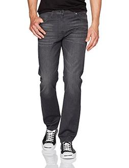 7 For All Mankind Men's Slimmy Slim Straight Leg Jean in, Po