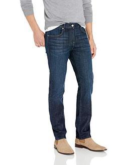 7 For All Mankind Men's Slimmy Slim Straight-Leg Jean, Los A