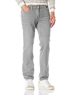 7 For All Mankind Men's Slimmy Slim Straight Colored Luxe Pe