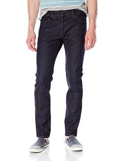 Volcom Men's Solver Tapered Stretch Denim Jean, Stretch Dry,