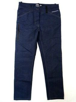 online store ab24a a1400 Editorial Pick Nike Sportswear Blue Button Fly Selvedge Denim Jeans 32 x 31