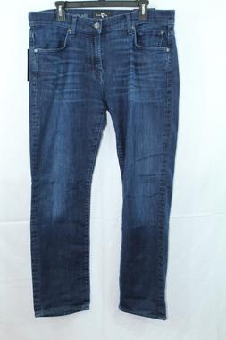 7 For All Mankind Standard Straight Jeans Men's size 36 Deni